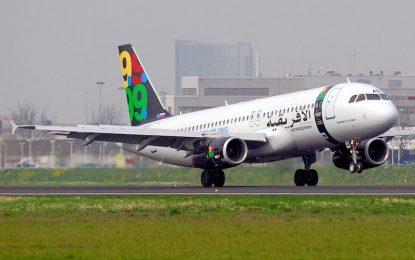 Похитителите на либийския самолет се предадоха
