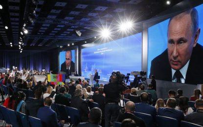 Путин не видя нищо необичайно в думите на Тръмп за ядрено въоръжение