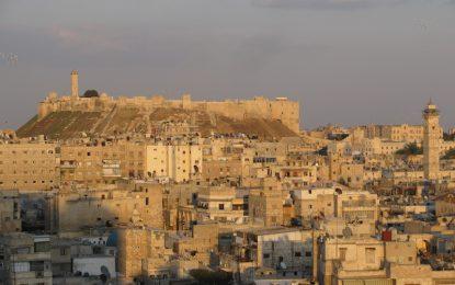 Бунтовниците се изтеглят от Стария град в Алепо