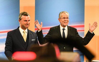 Австрия потвърди вота си срещу популизма
