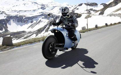 Този мотоциклет може да захрани дома ви с ток