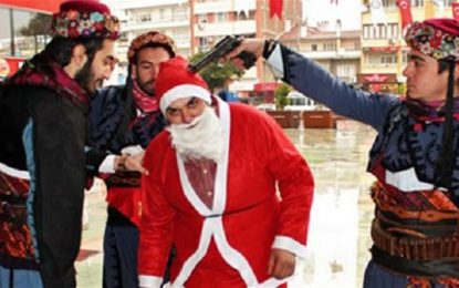 Ислямски ултраси срещу Коледа