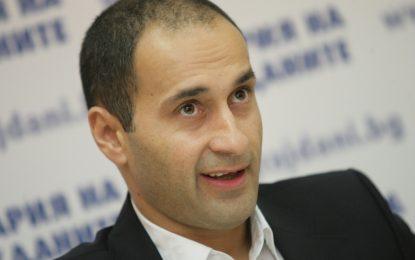 Прокуратурата обвини Ангеличин по донос на Вигенин