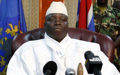 Избягалият президент на Гамбия откраднал $11 млн.