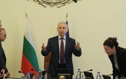 Герджиков поръча ревизия на обществените поръчки