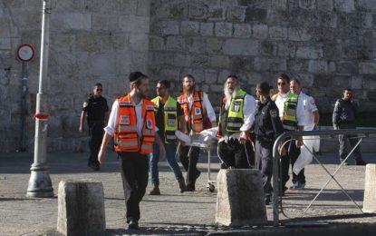 Камион се вряза в тълпа в Йерусалим, уби четирима
