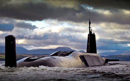 САЩ настояли Великобритания да си трае за проблем с ядрена ракета