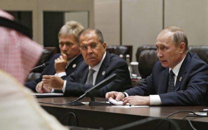 """Русия се обяви за жертва на US """"лов на вещици"""""""