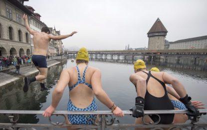 И съдът в Страсбург прати мюсюлманките на плуване