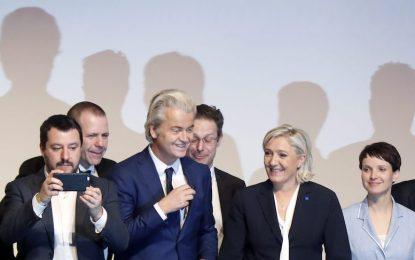 Льо Пен обяви 2017-а за годината на пробуждането
