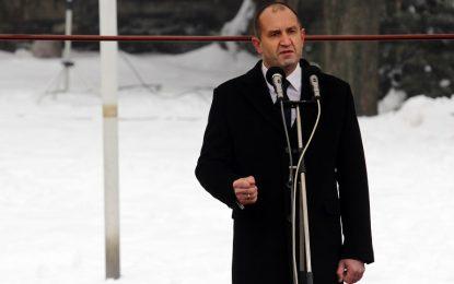 Президентът Радев заминава в Брюксел на първа визита