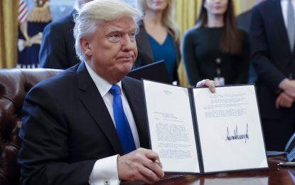 Тръмп вбеси еколози с укази за нефтопроводи