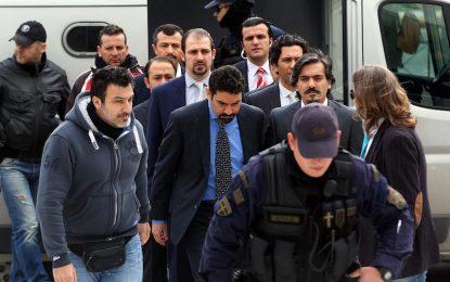 """Върховният съд в Гърция отказа да върне на Турция """"гюленисти"""""""
