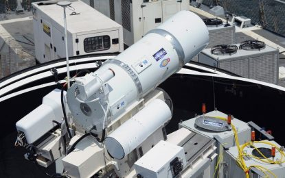 Великобритания инвестира €35 милиона в лазерно оръжие