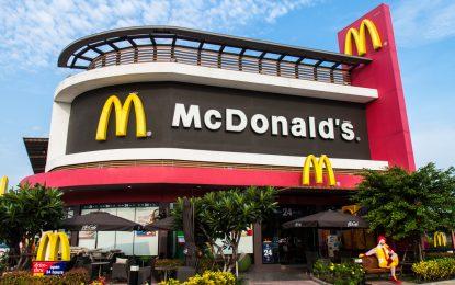 McDonald's продава бизнеса си в Китай за $2.1 млрд.