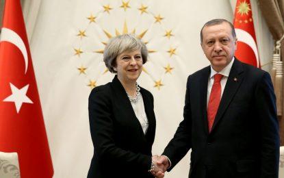 Турция разработва свой изтребител с помощта на Лондон
