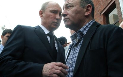 След моста до Крим, приятел на Путин получи и жп линията