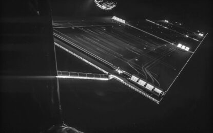 Десетгодишната одисея на Rosetta в снимки