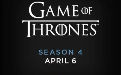 """Пуснаха тийзър за четвъртия сезон на """"Игра на тронове"""""""