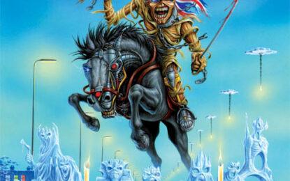 """Iron Maiden забиват в """"Арена Армеец"""" на 16 юни"""