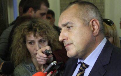 Борисов: Станишев открадна изборите и си направи правителство