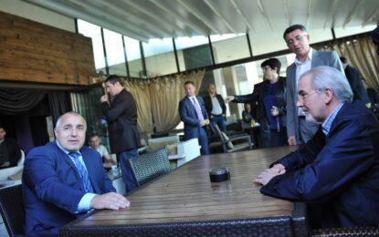 Местан се отказа от третата квота в ЦИК, Борисов му благодари