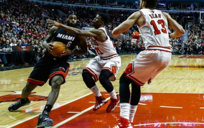 """Избрано от НБА: """"Маями Хийт"""" загубиха трети пореден мач"""