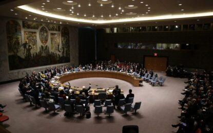 Русия е заплашвала членки на ООН преди гласуването на резолюцията за Крим