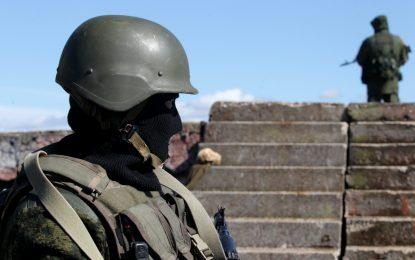 Русия обвини Украйна за нахлуване в Крим