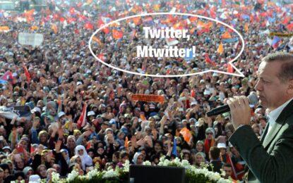 9 цитата на Ердоган за социалните медии