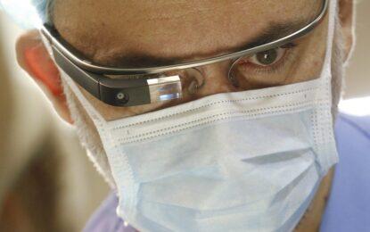 Лекари черпят информация за пациенти с Google Glass