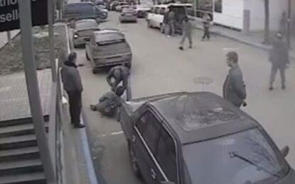 Нападение над български журналисти в Крим
