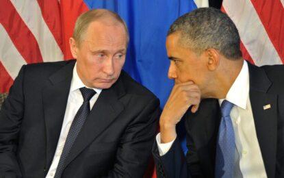 Путин и Обама обсъдиха кризата в Украйна в телефонен разговор