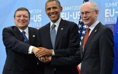 САЩ и ЕС подготвят санкции срещу Русия в енергийния сектор