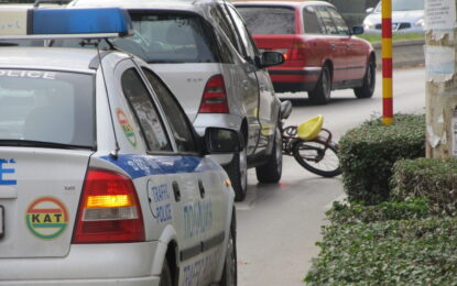 Полицията разпродавала коли на безценица