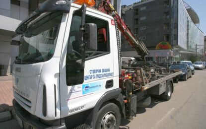 """""""Паяците"""" в София продължават да вдигат коли незаконно"""
