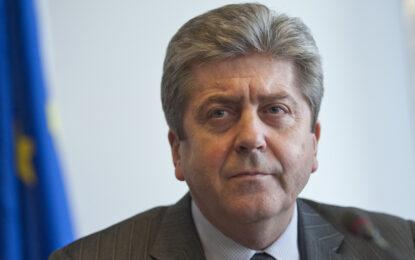 Първанов: БСП наруши собствения си устав
