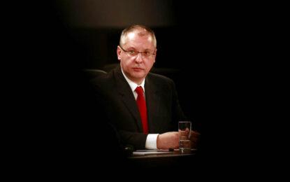 Очаквано Станишев ще води евролистата на БСП