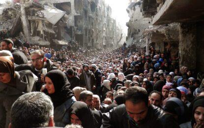 Армията на Асад използва глада като оръжие срещу цивилни