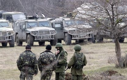 Русия разгърна мащабни военни учения по границата с Украйна