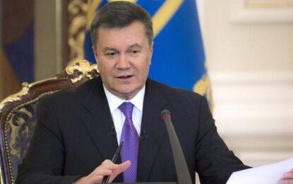 Янукович: Жив съм и съм главнокомандващ