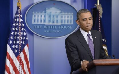 Как Обама загуби влиянието си сред държавите от БРИКС