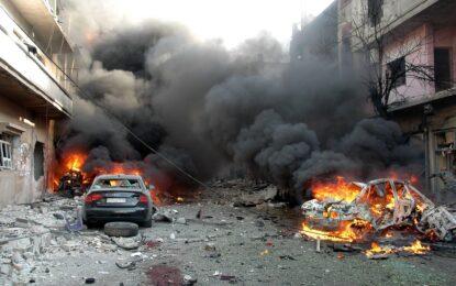 Управляващи и опозиция се обвиняват за поредната химическа атака в Сирия