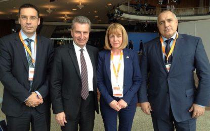 Борисов се срещна с лидерите на ЕНП, а Цветанов обяви готовност за избори