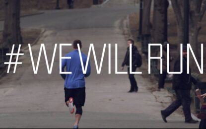 Година след атентата в Бостън: #WeWillRun