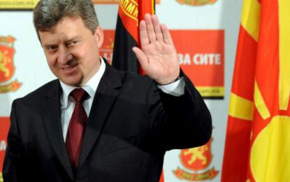 Македония преизбра президента си