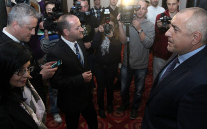Борисов и Реформаторите си говорят за предсрочни избори