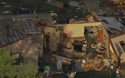 Торнадо вилня в САЩ, поне 17 са жертвите
