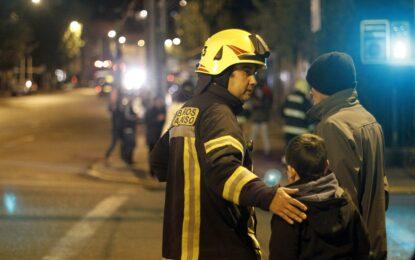 Опасност от цунами след земетресение с магнитуд 8.2 в Чили