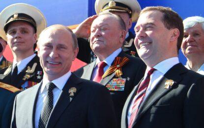 Путин в Крим за Деня на победата